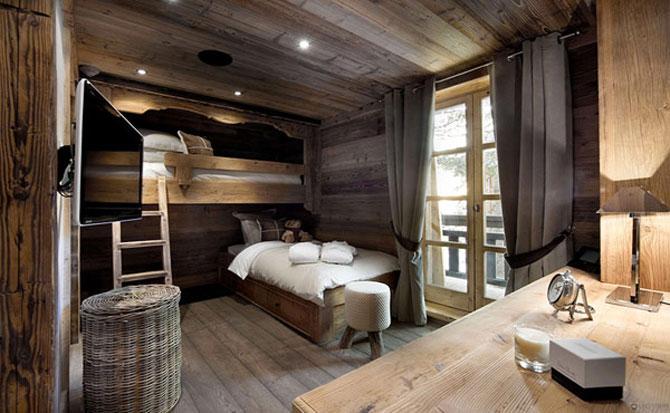 Cea mai luxoasa cabana de ski din Alpii francezi - Poza 9