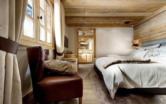 Cea mai luxoasa cabana de ski din Alpii francezi - Poza 10