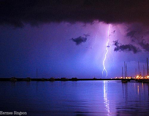 Sa fie lumina! Sau fulgere... - Poza 22