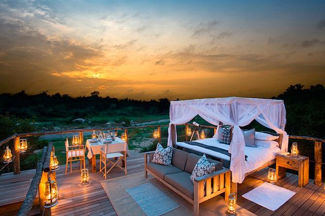 Safari sub cerul liber, intr-o statiune luxoasa din Africa de Sud - Poza 3