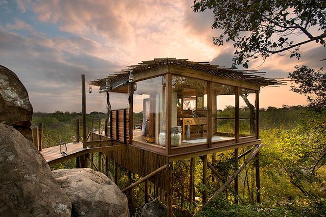 Safari sub cerul liber, intr-o statiune luxoasa din Africa de Sud - Poza 4