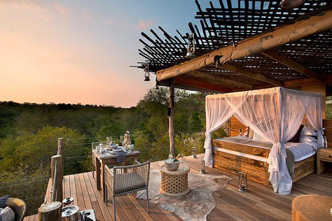 Safari sub cerul liber, intr-o statiune luxoasa din Africa de Sud - Poza 5