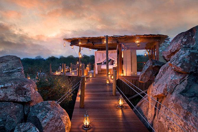 Safari sub cerul liber, intr-o statiune luxoasa din Africa de Sud - Poza 6