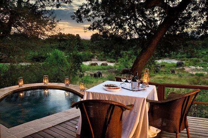 Safari sub cerul liber, intr-o statiune luxoasa din Africa de Sud - Poza 10