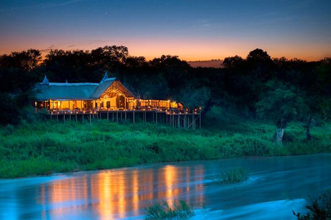 Safari sub cerul liber, intr-o statiune luxoasa din Africa de Sud - Poza 11