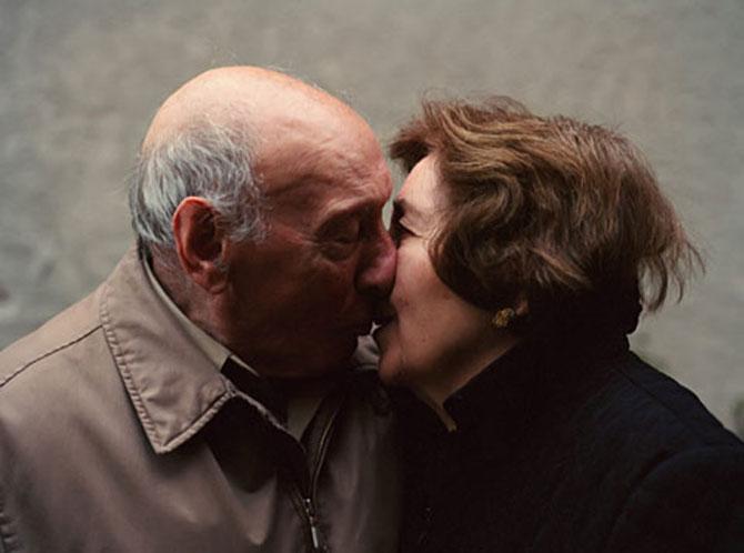 Cupluri care rezista de 50+ ani in fotografii - Poza 3