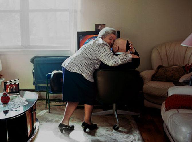 Cupluri care rezista de 50+ ani in fotografii - Poza 6