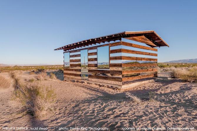 Casa-miracol din mijlocul desertului californian Joshua Tree - Poza 2