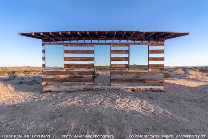 Casa-miracol din mijlocul desertului californian Joshua Tree - Poza 3
