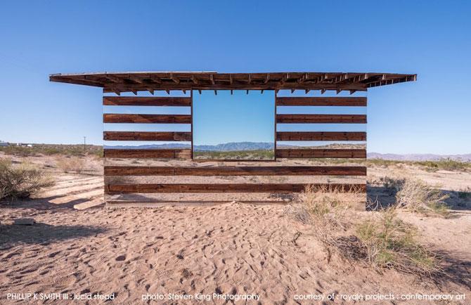 Casa-miracol din mijlocul desertului californian Joshua Tree - Poza 4