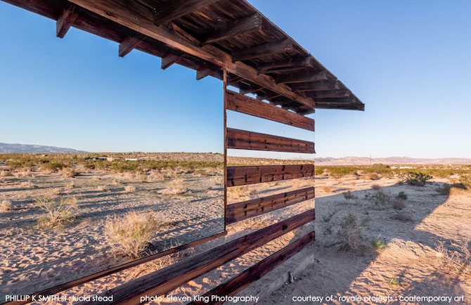 Casa-miracol din mijlocul desertului californian Joshua Tree - Poza 5