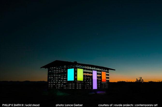 Casa-miracol din mijlocul desertului californian Joshua Tree - Poza 6