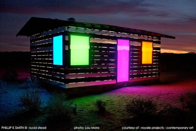 Casa-miracol din mijlocul desertului californian Joshua Tree - Poza 7