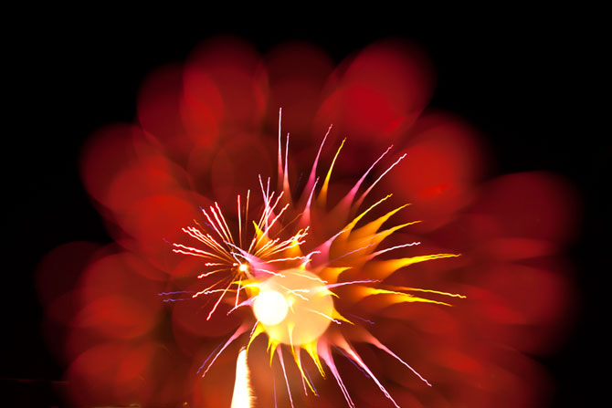 Explozii pe cer de Nick Pacione - Poza 3