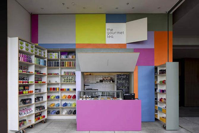 35 de ceaiuri compacte si colorate la Sao Paulo - Poza 1
