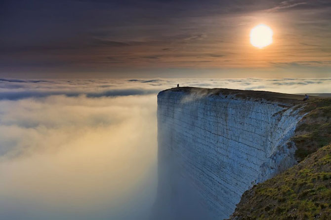 Stancile albe ale Angliei - Poza 9