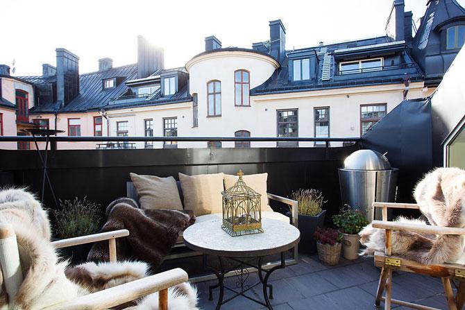 Cum arata o mansarda suedeza de 2,5 milioane de dolari? - Poza 10