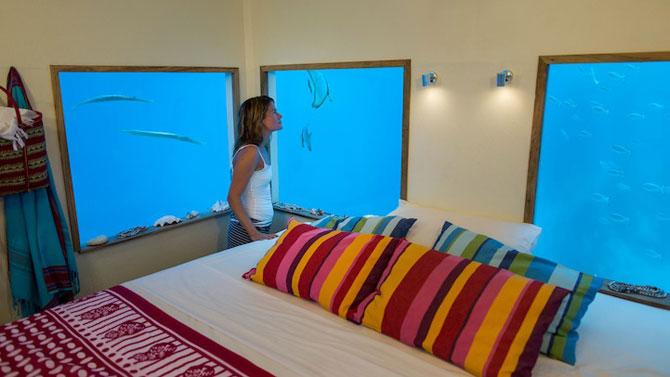Statiune africana, cu dormitor sub ape - Poza 5