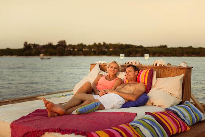Statiune africana, cu dormitor sub ape - Poza 7