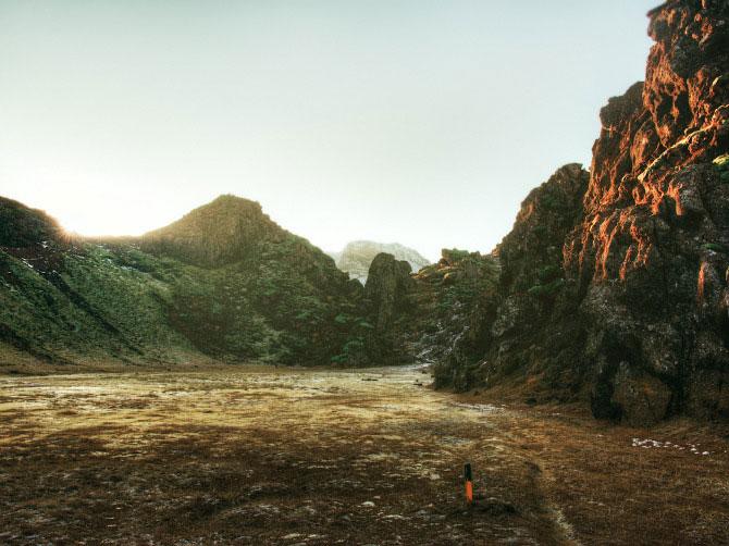 21 de poze cu Islanda abstracta, de Marino Thorlacius - Poza 1