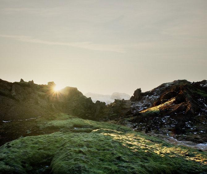 21 de poze cu Islanda abstracta, de Marino Thorlacius - Poza 2