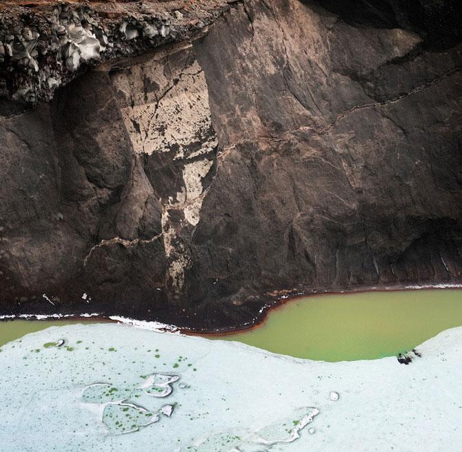 21 de poze cu Islanda abstracta, de Marino Thorlacius - Poza 14
