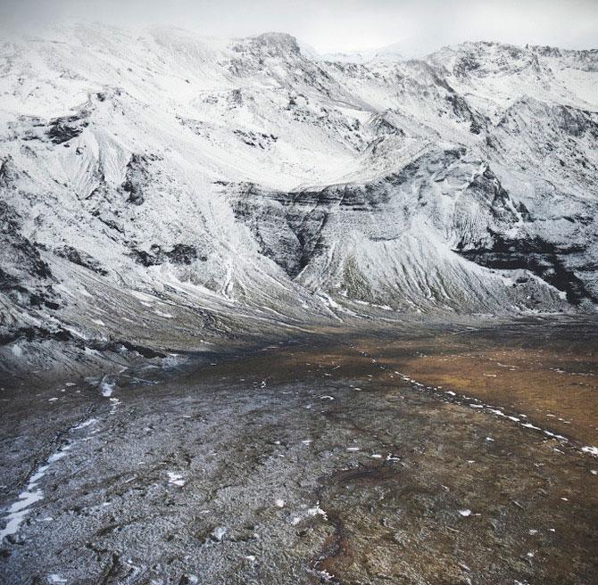 21 de poze cu Islanda abstracta, de Marino Thorlacius - Poza 15