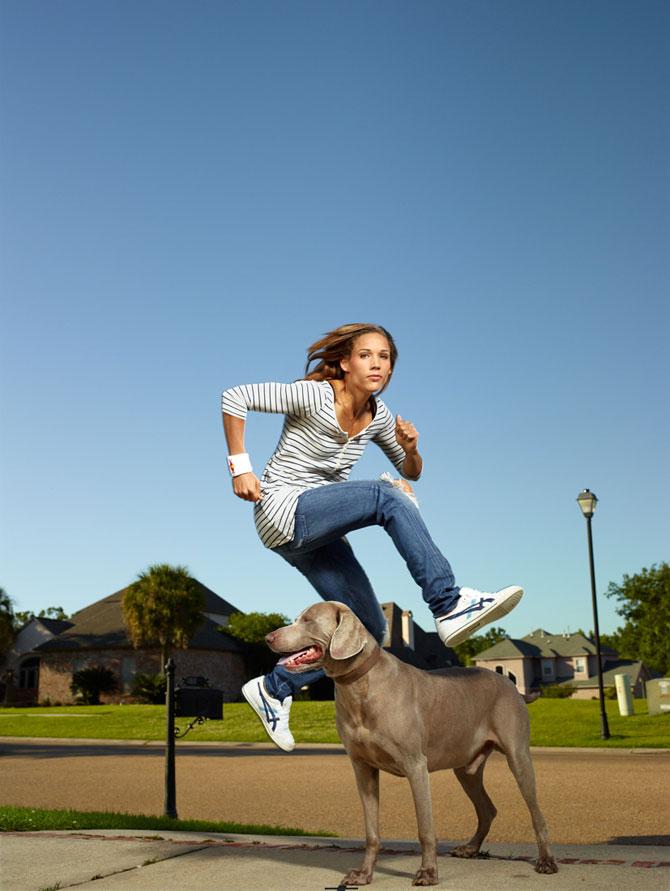 Acasa la Olimpicii americani din editia 2012 - Poza 15