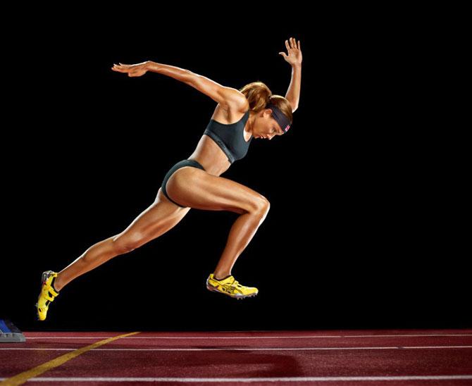 Acasa la Olimpicii americani din editia 2012 - Poza 17