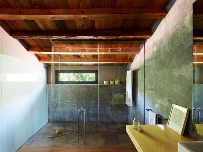 Ferma de piatra, transformata in vila de vis in Spania - Poza 8