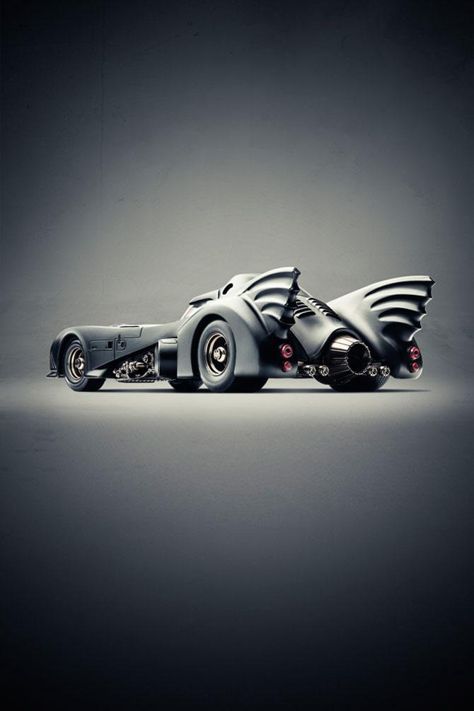 Masini de super-eroi, de Cihan Unalan - Poza 1