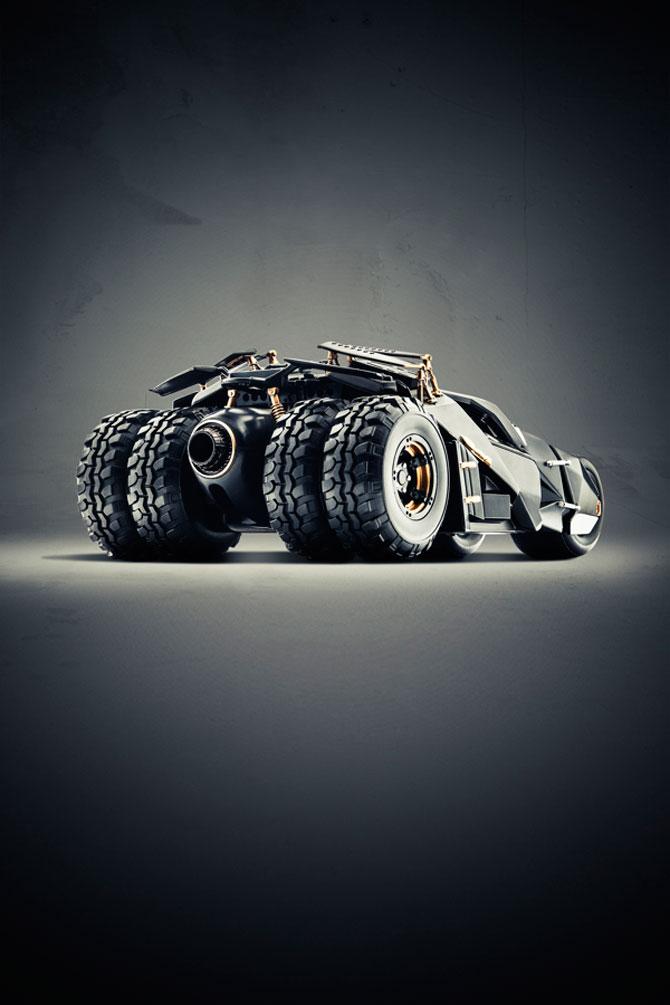 Masini de super-eroi, de Cihan Unalan - Poza 3