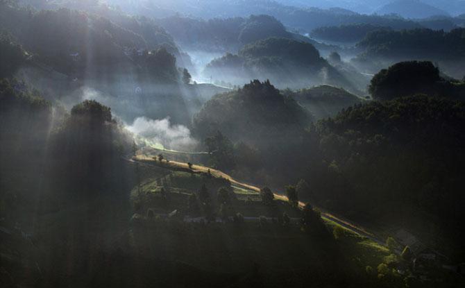 22 de fotografii facute din aer!Matjaz Cater