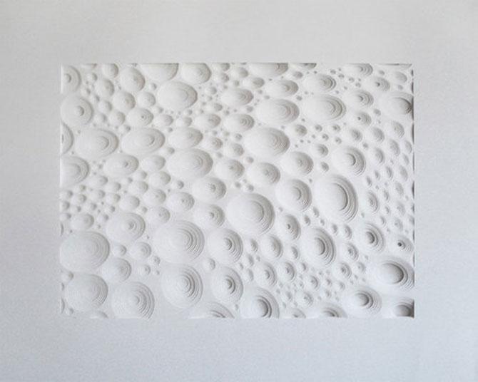Matthew Shlian sculpteaza mirat in hartie - Poza 9