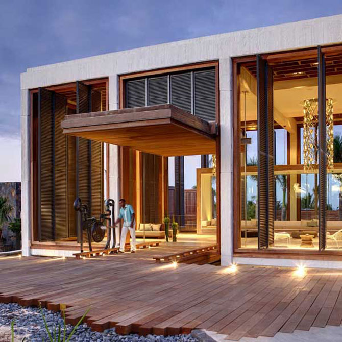 Visand la o vacanta in Mauritius: Long Beach Hotel - Poza 1