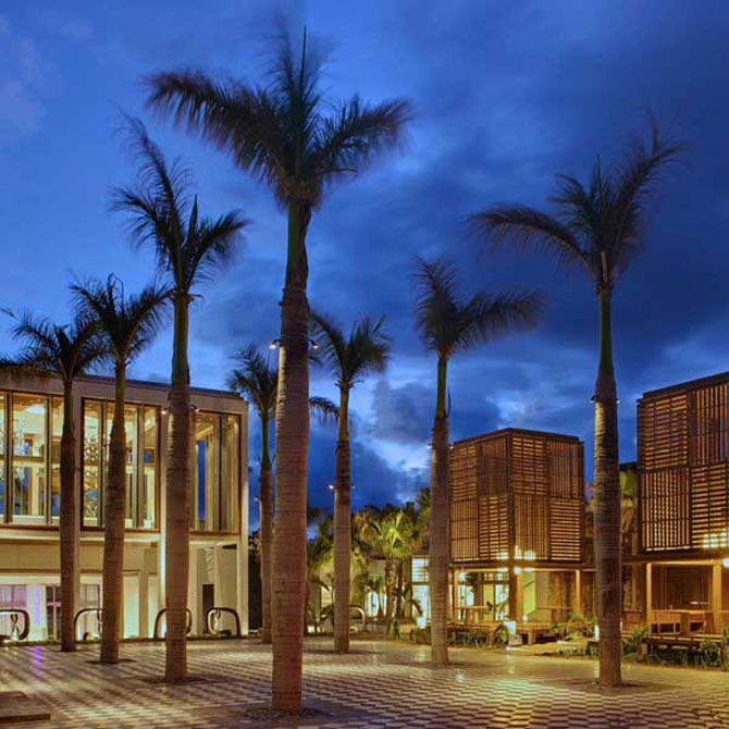 Visand la o vacanta in Mauritius: Long Beach Hotel - Poza 2