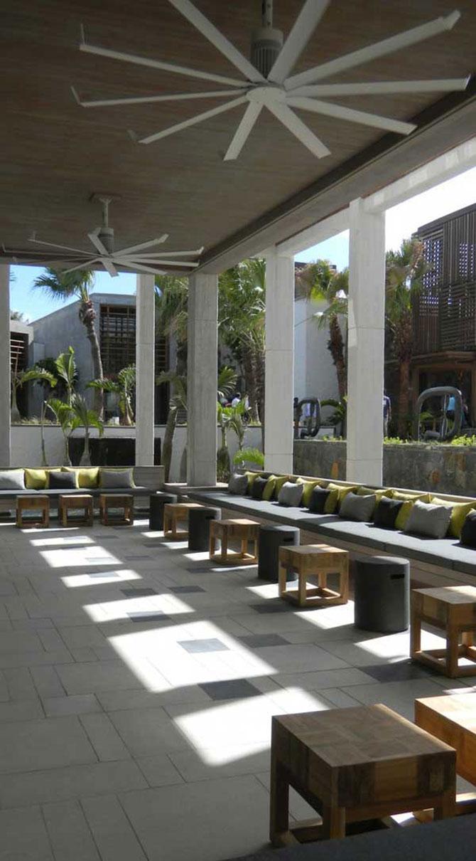 Visand la o vacanta in Mauritius: Long Beach Hotel - Poza 4