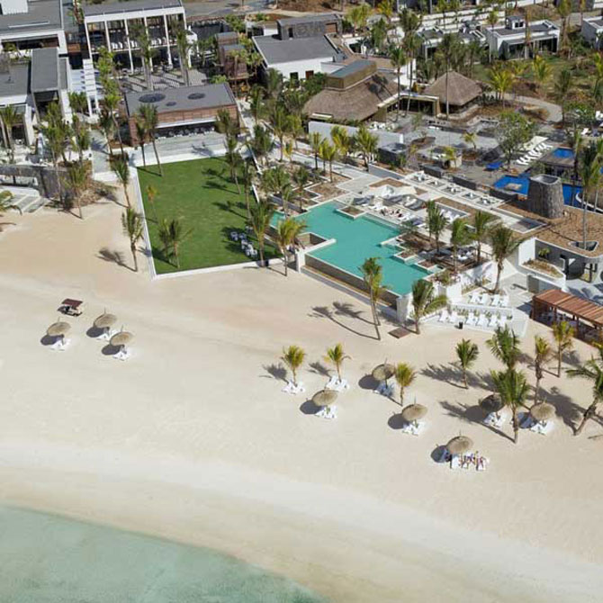 Visand la o vacanta in Mauritius: Long Beach Hotel - Poza 11