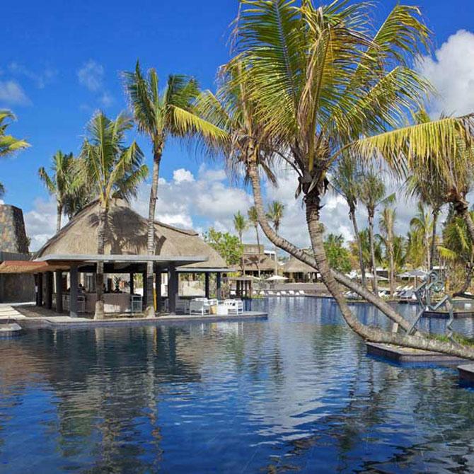 Visand la o vacanta in Mauritius: Long Beach Hotel - Poza 13