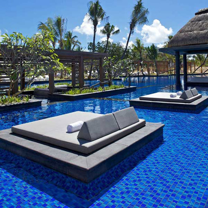 Visand la o vacanta in Mauritius: Long Beach Hotel - Poza 16
