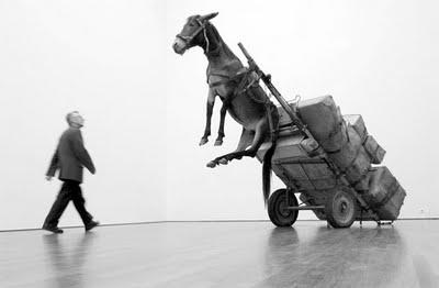 Arta contemporana de Maurizio Castellana