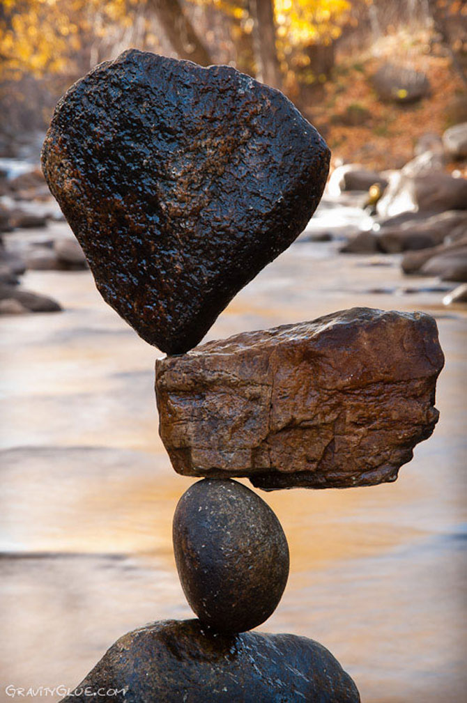 Echilibristica pietrelor, de Michael Grab - Poza 3