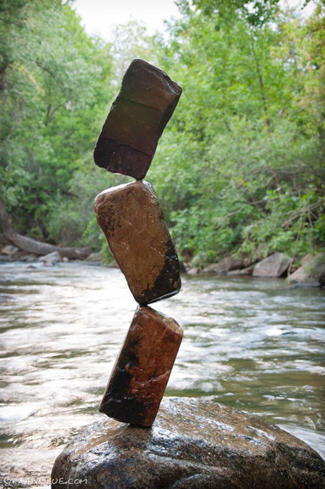 Echilibristica pietrelor, de Michael Grab - Poza 6