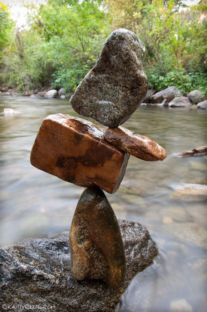Echilibristica pietrelor, de Michael Grab - Poza 8