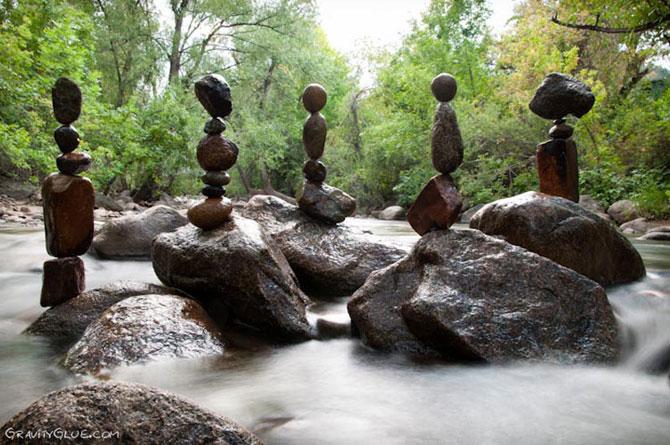 Echilibristica pietrelor, de Michael Grab - Poza 9