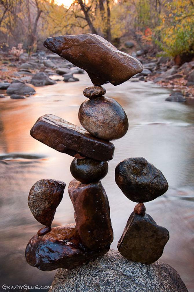 Echilibristica pietrelor, de Michael Grab - Poza 10