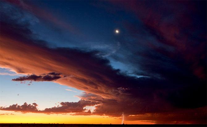 33 de poze extraordinare cu nori - Poza 22