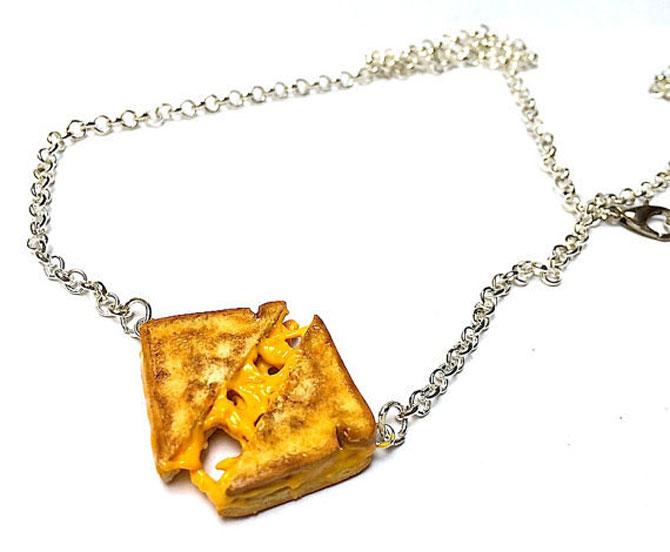 Miniaturi si bijuterii delicioase, cu mancare - Poza 1