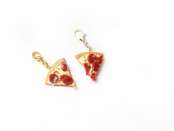 Miniaturi si bijuterii delicioase, cu mancare - Poza 9