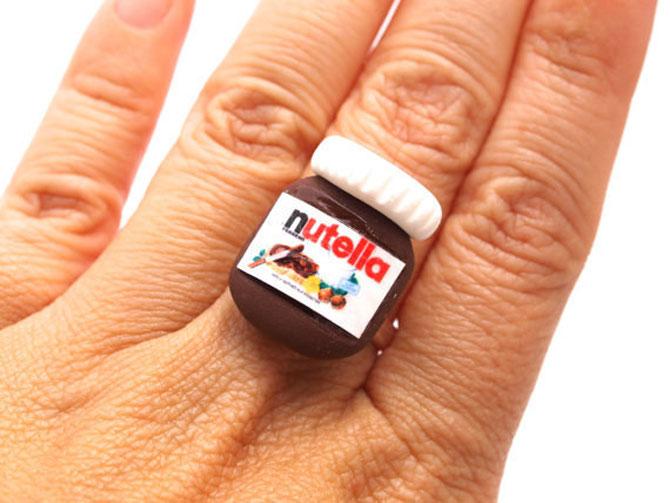 Miniaturi si bijuterii delicioase, cu mancare - Poza 10